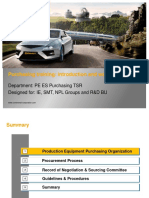 20181001 TSR PEES Purchasing training introduction and working rules (for internal).pptx