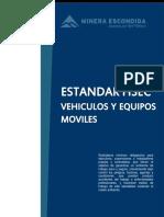 Estandar de Vehículos y Equipos Móviles V2016