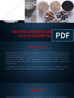 Sistema Purificador de Aguas Residuales_ppt