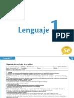 PlanificacionLenguaje1U3