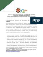 Fundamentacion Del Diplomado