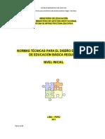NIVEL INICIAL_NORMA TECNICA PARA EL DISEÑO DE LOCALES DE E.B.R_2011_RESALTADA.pdf