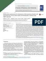 Aqbd Chromatographic Aspirin