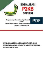 p2kb Ipai Denpasar 2016 Present