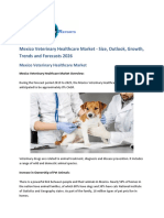Mexico Veterinary Healthcare Market Size, Share, Insights, and Growth | Forecast 2025
