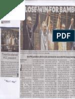 Philippine Daily Inquirer, Tolentino elected POC president.pdf