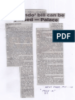 Philippine Star, July 29, 2019, New endo bill can be passed - Palace.pdf