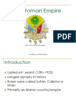 The Ottoman Empire Part1