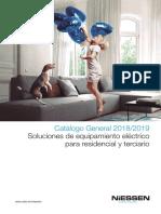 201907 Niessen Catálogo General 2018-19