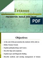 !Tetanus M
