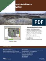 Soil Settlement-Subsidence