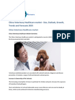 China Veterinary Healthcare Market Size, Share, Insights, and Growth | Forecast 2025