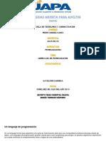 Asignación 1 Programación U.a.P.A