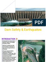 Dam Safety & Earthquakes PPT Civil
