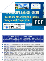 Preliminary Programme FOREN 2010