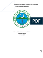 11-Standardsandguidelinesforaccreditationsofmedicaluniversities&degreeawardinginstitutions