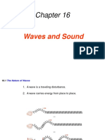 Ch16-Waves and Sound