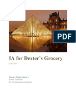ia for dexters grocery