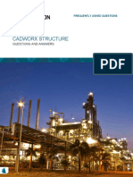 CADWorx Structure 2019 FAQ