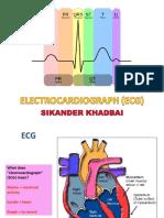 Electrocardio Graph Presentation