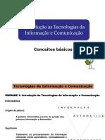 ITIC - Conceitos básicos