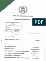 Pretoria high court judgment 1