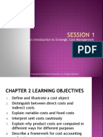 1. Introduction to Strategic Cost Management