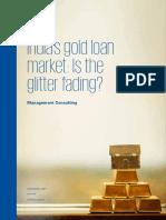Indian Gold Loan Market