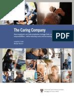 The Caring Company(1)