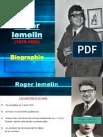 Roger Lemelin Good