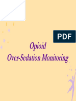 Opioid Sedation