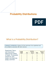 Random Variables and Probability Distributions (1)