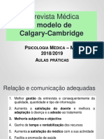 entrevista de Calgary - Cambridge
