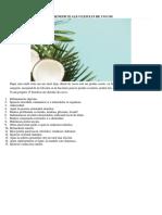 15 Beneficii Ale Uleiului de Cocos