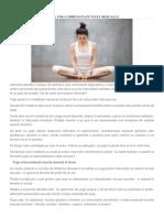 Poate Yoga Imbunatati Viata Sexuala