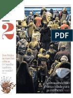 """""""Dos Prides às marchas críticas"""