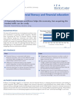 How to measure financial literacy