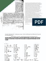 Prácticas paleografía