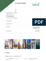 Option 6 - Vishal's Trip to Dubai - TripFactory (1)