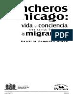 ZAMUDIO GRAVE Construyendo Una Comunidad Migrante