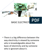Basic Electricity Tle (1)
