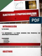 Ensayo 2 - Elasticidad y Proporcionalidad