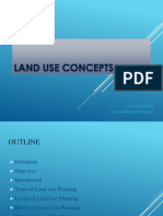 Lec 1-Land Use Concepts