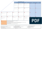 Calendario General 2019-2020
