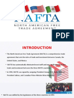 North American Free Trade Agreement