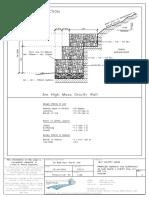 P218261-30- 01 Gabions Details