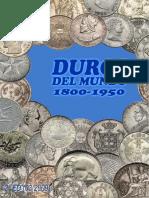Guia Duros Del Mundo 1800-1950