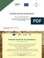 Schede Tecniche Di Apicoltura 2012 - 2013