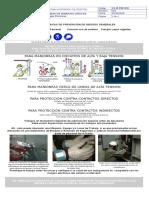 FG IT PRP 010 Trabajos Electricos