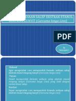Formulasi Sediaan Salep Ekstrak Etanol Rimpang Kunyit (